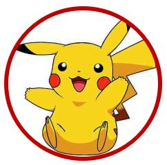 Pokemon Cutout