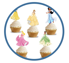 Princess Cake Products