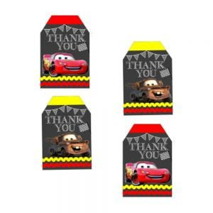 McQueen Thank You Tags (12 Pieces)