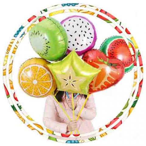 FRUIT THEME BALLOONS