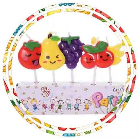 FRUIT THEME CANDLE