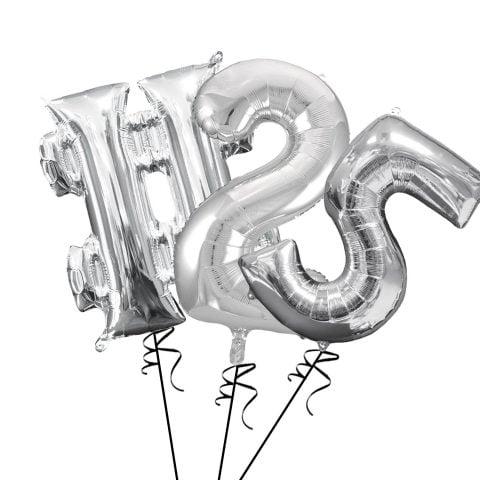 25 Foil Balloon