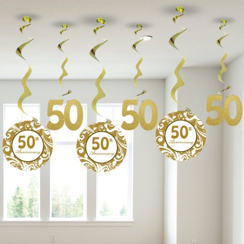 50th Birthday Decoration