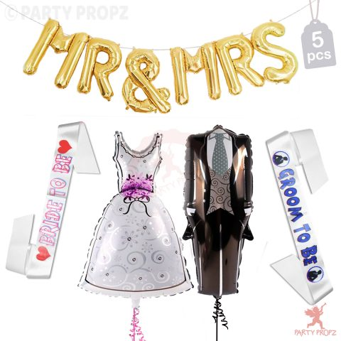 Bride and Groom Bachelorette Parties Combo