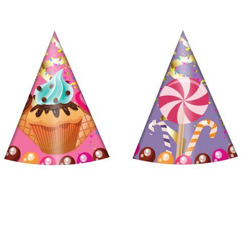 Candy Theme Cap