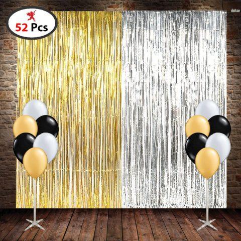 Foil Curtain combo