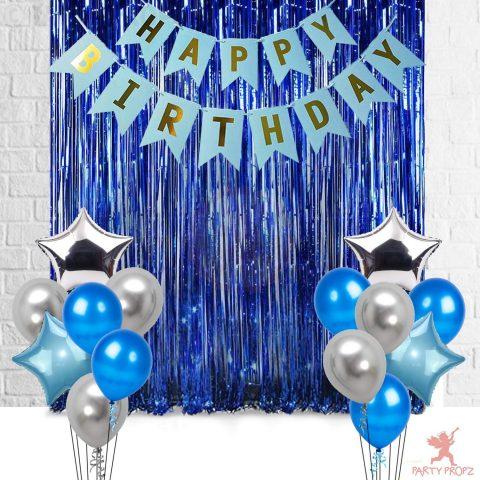 Happy Birthday Decoration Combo