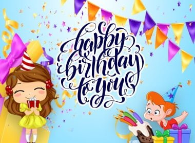 Kids Birthday Decoration by Party Propz