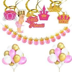 Little Princess Kids Birthday Decoration
