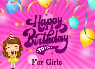 Girls Birthday Decoration Party Propz