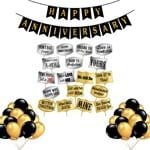 ANNIVERSARY COMBO PARTY SUPPLY