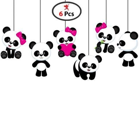 Baby Shower Panda Celling hanging
