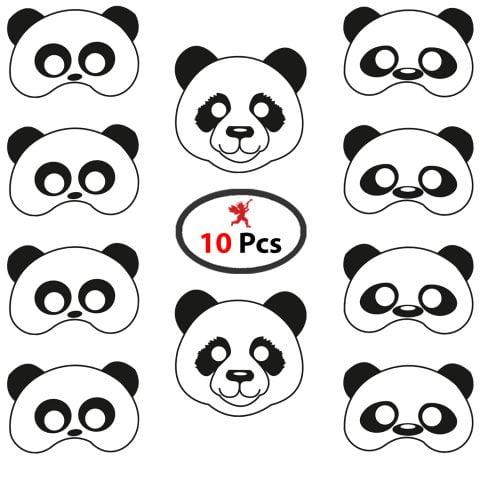 Baby Shower Panda Eye mask