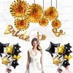 Bride To Be Combo Party Propz