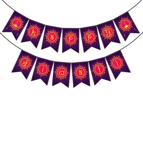 Diwali 2019 banner party propduct