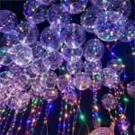 LED BALLOONS PARTY PROPZ