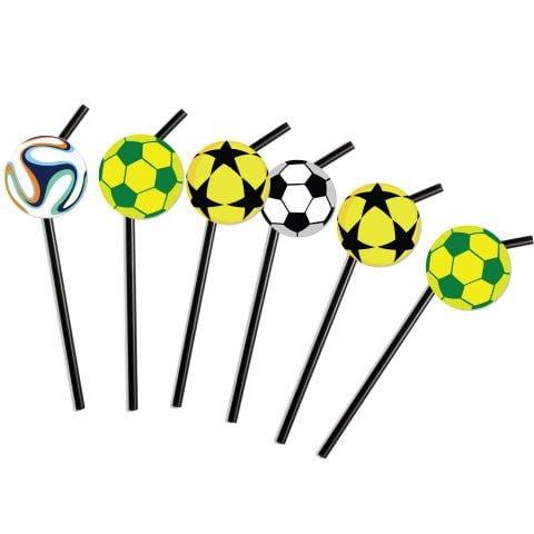Soccer Straw