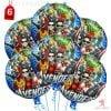 Avenger Foil Balloons