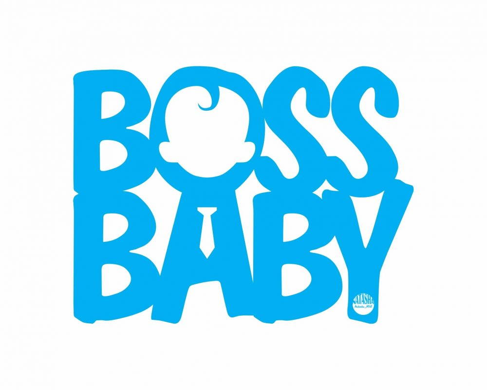 BOSS BABY THEME PARTY SUPPLY BIRTHDAY DECORATION