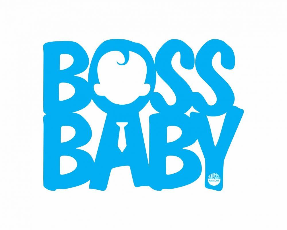 BOSS BABY THEME PARTY SUPPLY BIRTHDAY DECORATION