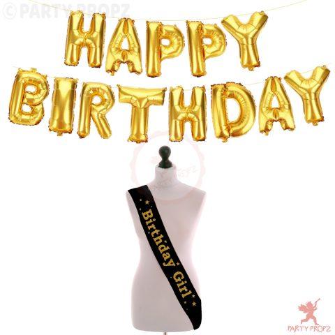 Golden Birthday Combo