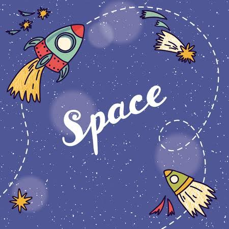 Space theme party supply party propz