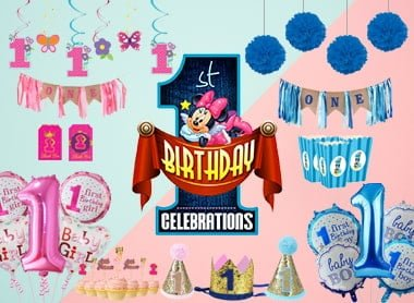 1st birthday party supply party propz