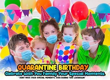 party propz quarentine birthday supply party supply