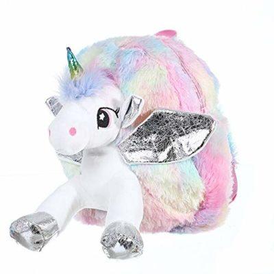 Exclusive Unicorn Plush Bag Toy Doll School Bags for Unicorn Bag/Unicorn School Bags for Girls/ Unicorn Soft Toys