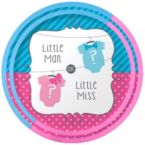 Little Man Little Miss Theme