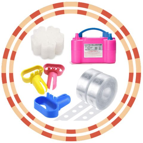 Balloons Accessories