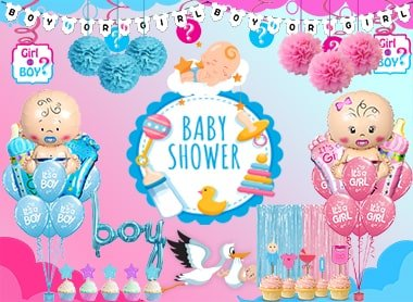 baby shower party propz party decoration item
