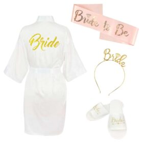 birde to be sash and bride to be combo bacheloret party propduct party propz