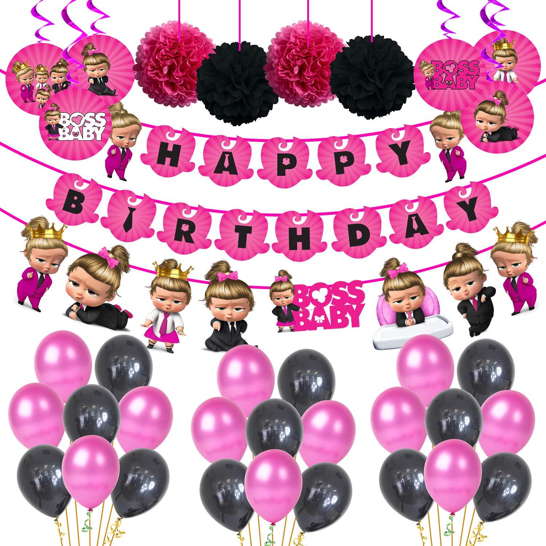 Woman Birthday Work Birthday Banner Girl Boss Birthday Girl Boss Birthday Ideas Girl Boss Birthday Banner Boss Birthday Banner