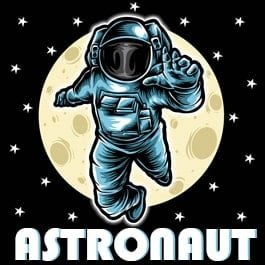 Astronaut theme partypropz party supply birthday decoration items