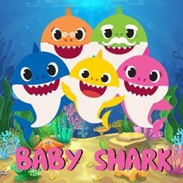 BABY SHARK birthday theme decoration items party products party propz