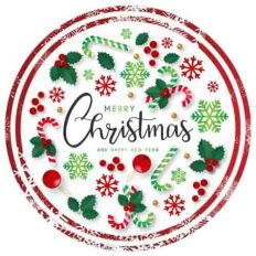 Christmas decoration party products