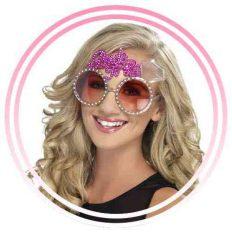 party propz eye glass